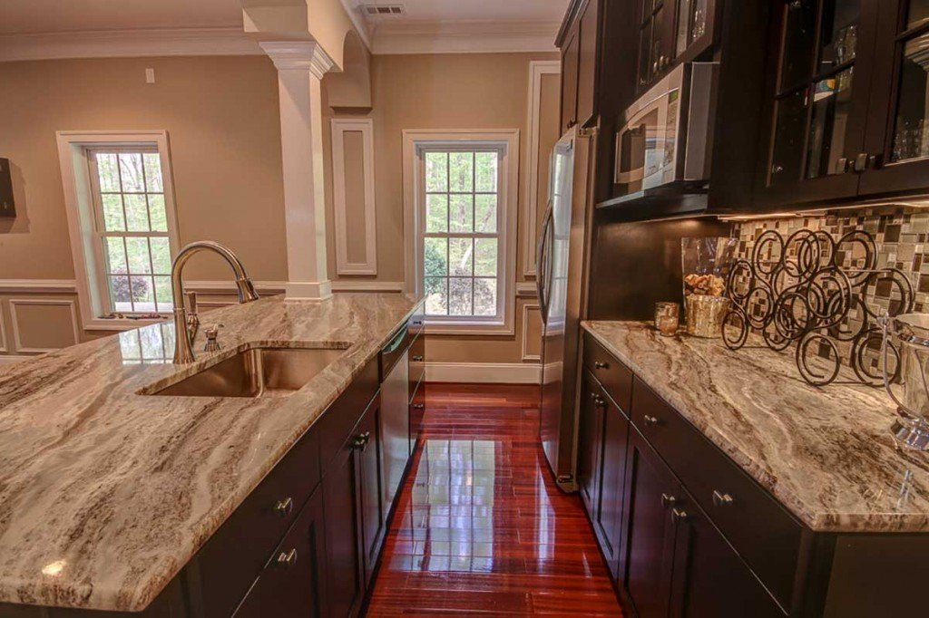 quartz kitchen countertops Madison