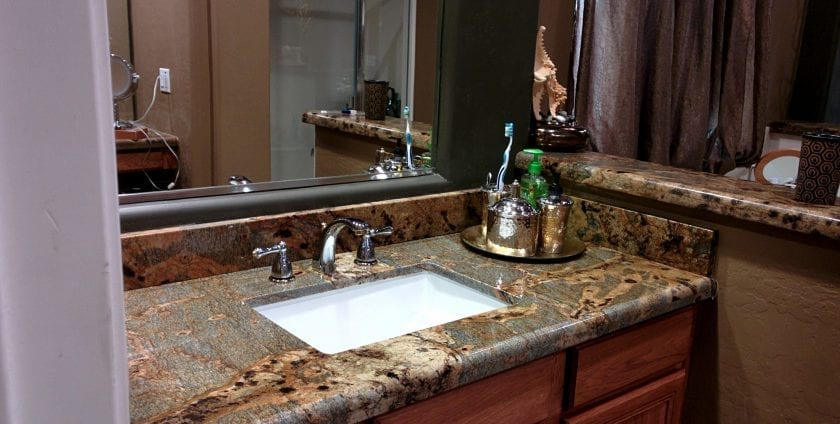 bathroom countertops madison